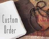 Custom Journal for Drew
