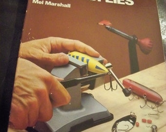 fourth printing 1978 make your own lures and flies