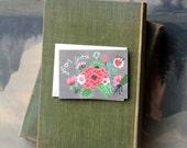 For You Slate // Enclosure Card // Fawnsberg Stationery