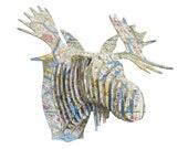 Fred Moose Jr - Tokyo Vintage Map - Medium