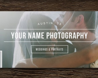 Photography Templates - Facebook Cover Template - Social Media Templates - Professional Photography Templates - Photography Templates