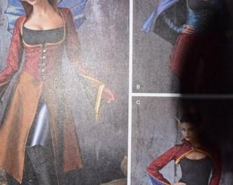 Simplicity 1138 Misse''s Costumes by KRescent Costumes  (uncut)