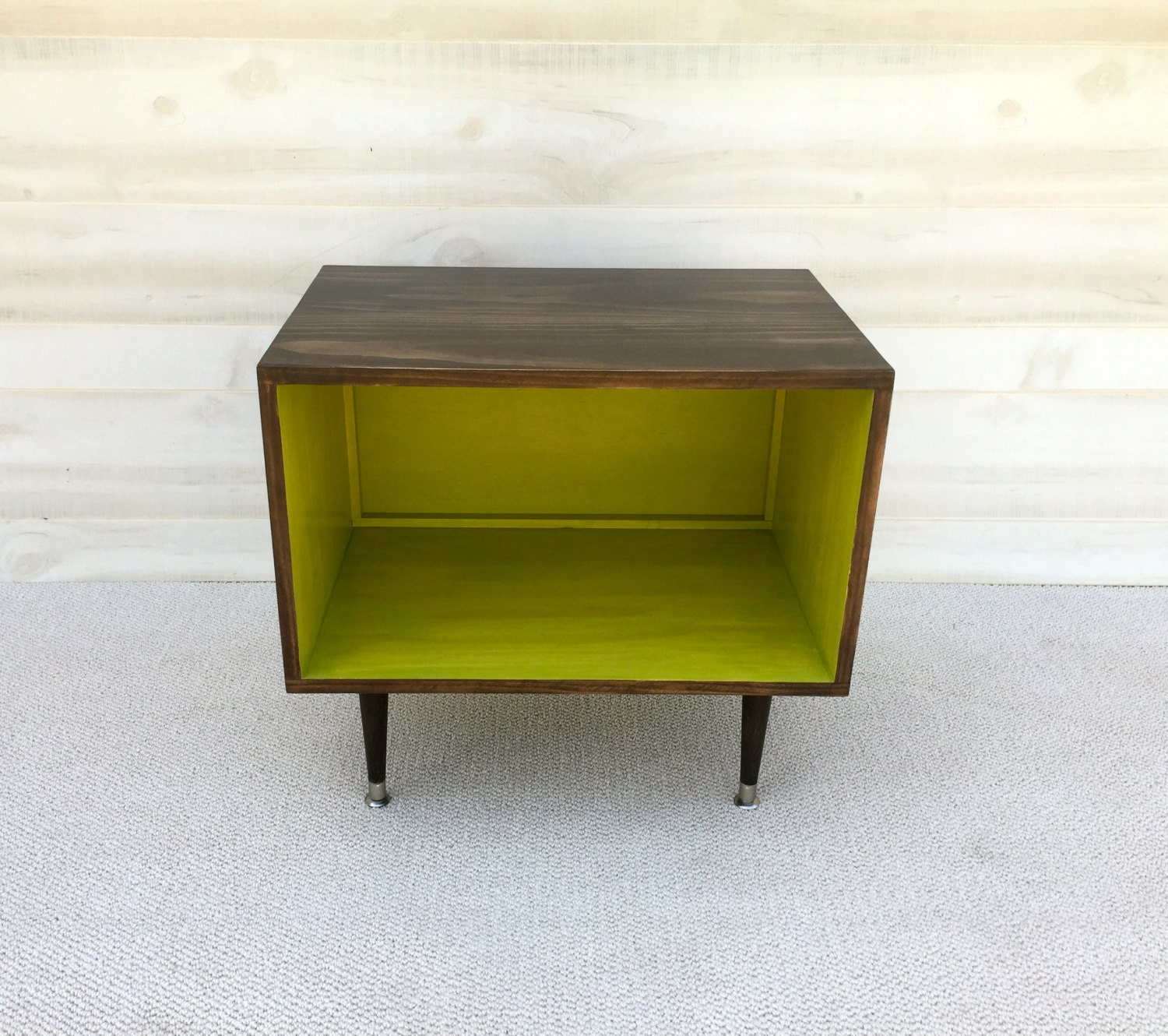 Free Shipping The Wee Record Player Stand Mid Century