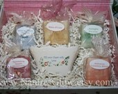 Anniversary Candle Gift Box -  Happiness Quote - Bridal Shower Gift Box - Housewarming Gift - Mother's Day Gift - Beauty Quotes