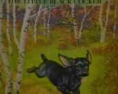 Scampy The Little Black Cocker Childrens Book 1939
