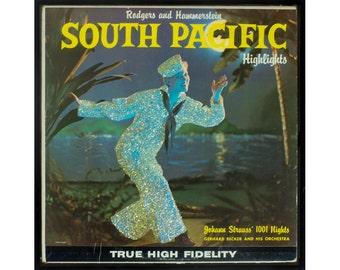 Glittered South Pacific Album Art