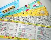 Mahjong Card Fabric Wraps
