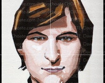 Art Photo Print. Steve Jobs