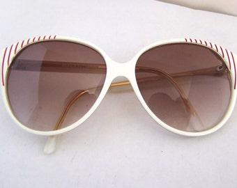BALENCIAGA DESIGNER VINTAGE Sunglasses/ Eyeglasses Hand made France Rare mod 2401