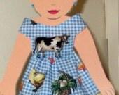 Farm Girl Today!