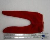 Vintage Red Nylon Doll Tights