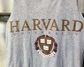Cotton Tee Dress, Harvard