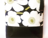 Marimekko Unikko Tote bag large, market bag, travel bag, baby bag
