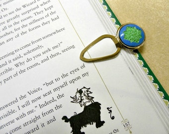 Unique Bookmark, Carved Golf Ball, Book Lover Gift, Golf Gift For Golfer