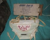 Vintage Johnny JUMP  UP baby exerciser by INFANSEAT in box