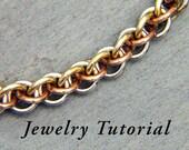 Jens Pind Bracelet Jewelry Tutorial