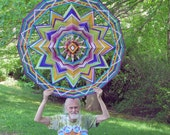 48 inch custom orders, Ojo de Dios, by custom order