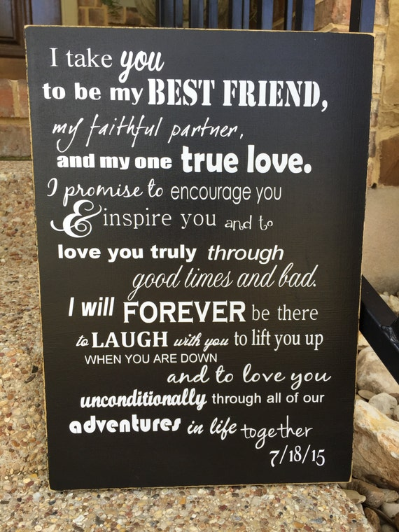 Wedding Gifts For Close Friends : You To Be My Best Friend Wedding Sign ~Wedding Gift ~Anniversay Gift ...