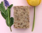 Rosehip 100% Natural Cold Press Soap Bar with Shea Butter