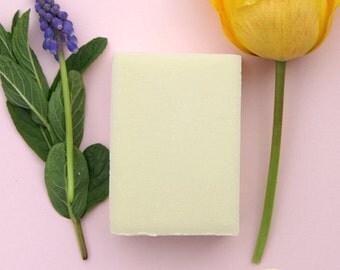 Tresses to Toes Soap Bar - camping, acne, shampoo
