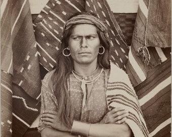 Big Navajo circa 1879