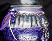 Indigo Dream Jar-One of a Kind