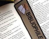Bibliophile Bookmark