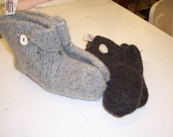 bioled wool slippers