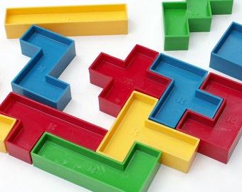 Hexed Puzzle Vintage Mind Game