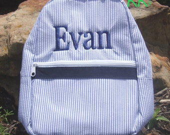 Backpack - Personalized Backpack for Toddlers by Kute Kiddo, Ring Bearer Gift, Flower Girl Gift, Christmas Present, Birthday Present