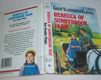 Great Illustrated Classics Rebecca of Sunnybrook Farm by Kate Douglas Wiggin copyright