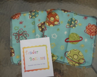 30 ct 2 Ply Tender Bottoms Baby Wipes