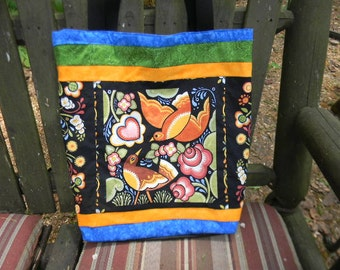 Bohemia Birds Market Bag