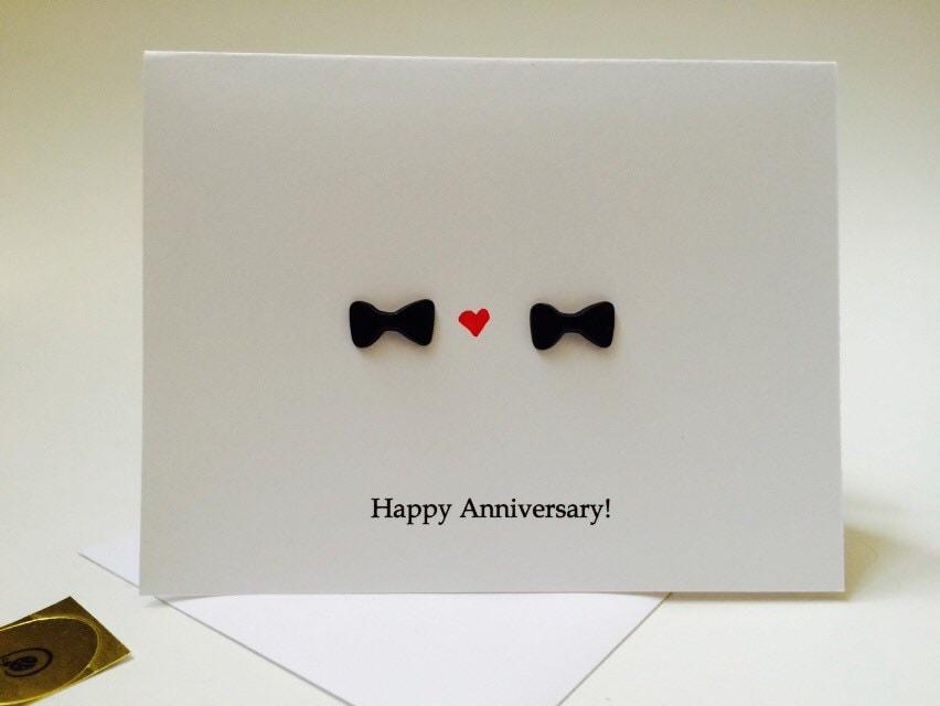 Gay Anniversary Card 91