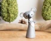 Koala Figurine by Bonjour Poupette