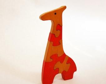 Antonio Vitali - Stand Up Giraffe Puzzle