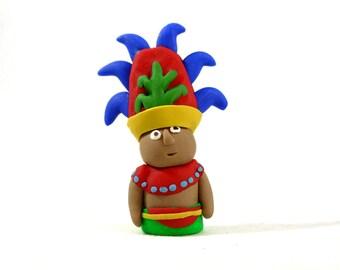 Tzolk'in Mayan Lord Starting Player Board Game Token