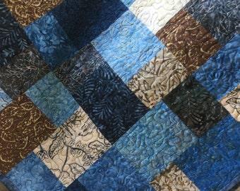 Batik Squares and Rectangles