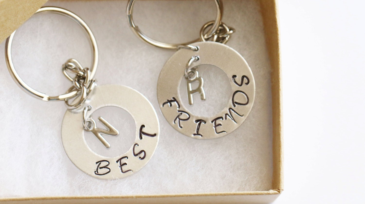 Best Friend Gift Keychain Personalized Gifts For Best Friend