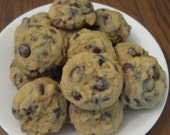 The Best Chocolate Chip Cookies, Chocolate Chips, College Care Package, Dessert Table, Cookie Platter, Soft and Chewy Cookie, Food Gift