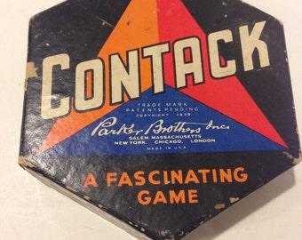 Vintage Contack Game
