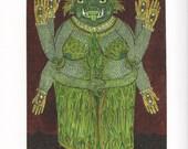 Goddess (limited edition print)