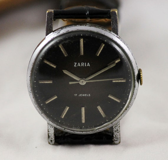 Часы-кулон Zaria 21 Jewels в Пушкино Часы недорогие