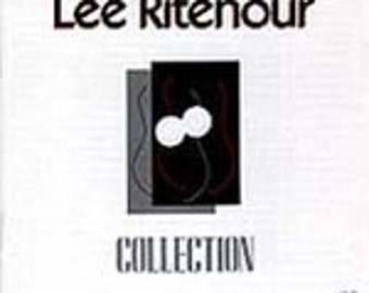 Lee Ritenour Collection Cassette Tape Music