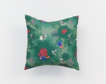 Alice in Wonderland inspired cushion