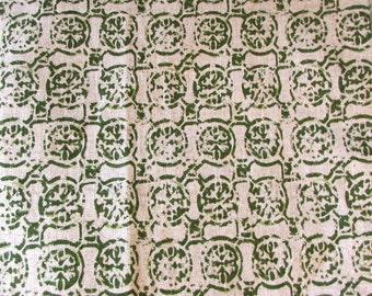 CASTILLE olive- home decor multipurpose fabric