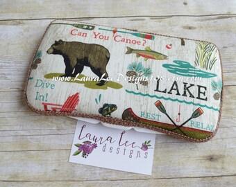 Rustic Camping, Outdoors, Travel Wipe Case, Baby Wipe Case, Baby Shower Gift, Diaper Wipe Case, Wipe Holder, Diaper Bag Wipe Case, Rustic