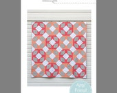 Melon Ice Quilt Pattern