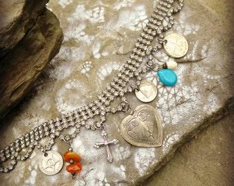 Curio… Gypsy Juju Charm Necklace