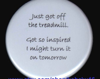 Inspired Exercise Button